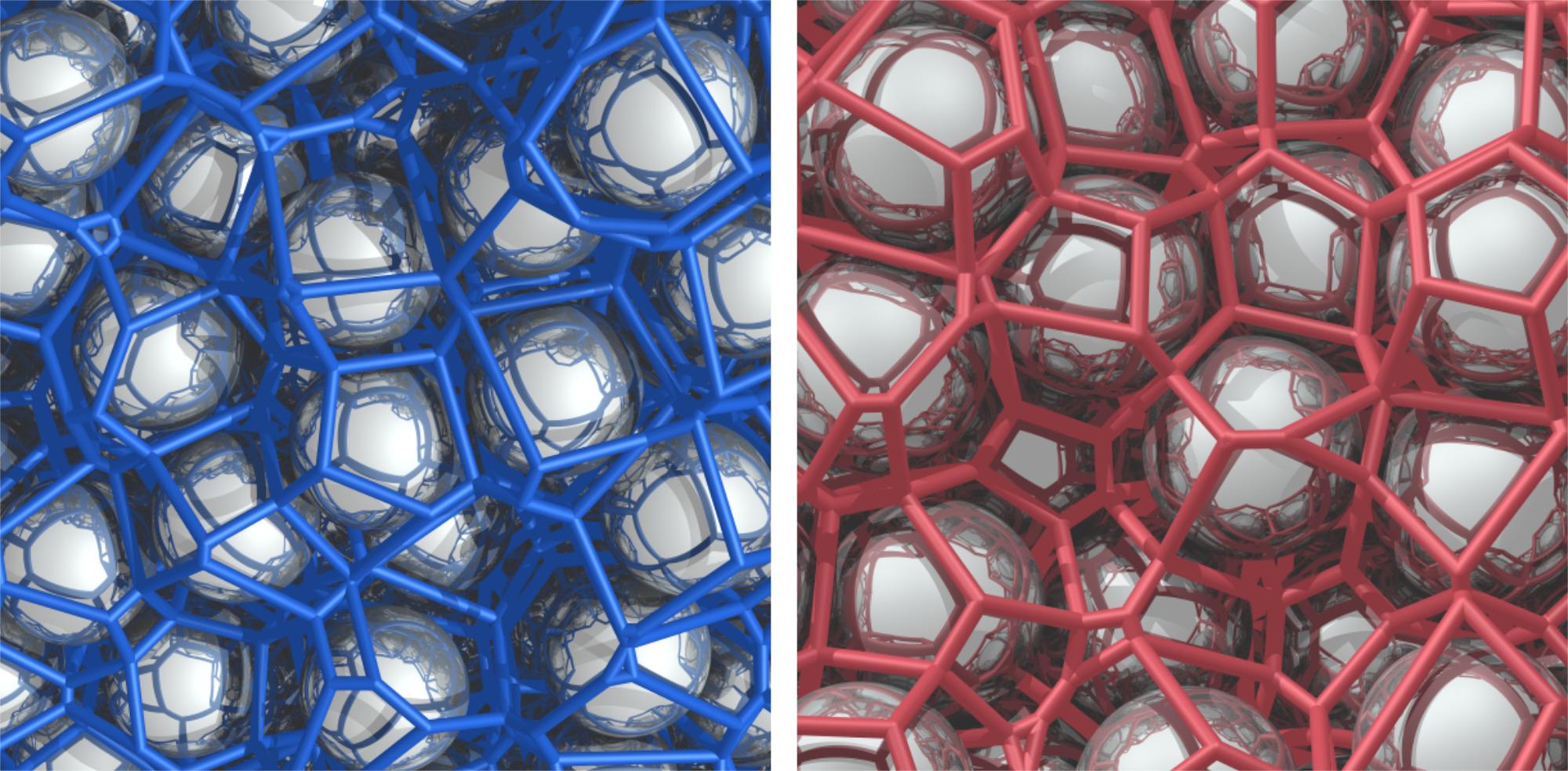 hard-spheres-Voronoi