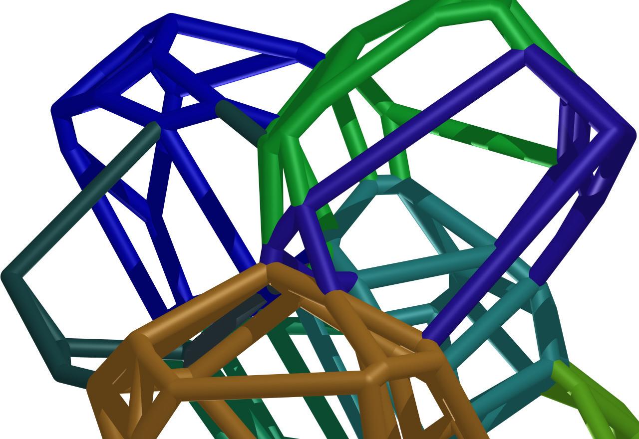 Poisson-Voronoi